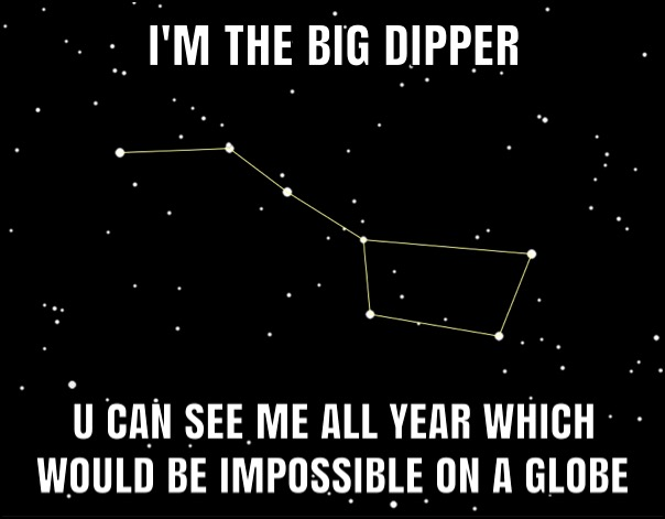 big dipper debunk