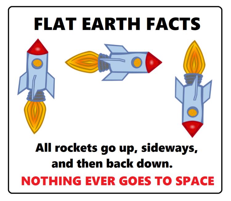 rocket fact meme